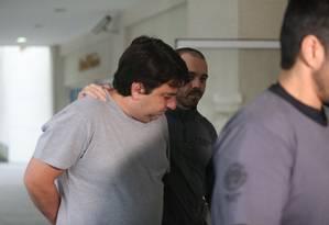 As investigações apuraram que Bruno Cancella teria movimentado R$ 24,9 milhões nos últimos quatro ano Foto: Fabiano Rocha / Agência O GLOBO