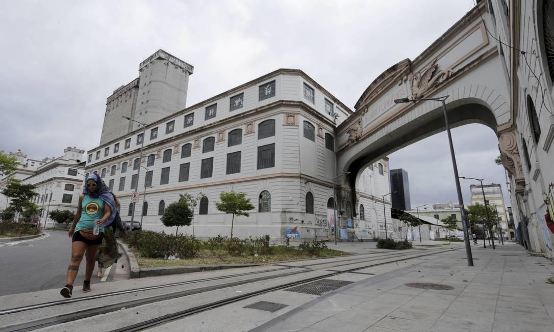 O Moinho Fluminense foi vendido para o grupo Paulista Autonomy investimento & affiliates Foto: Domingos Peixoto / Agência O Globo