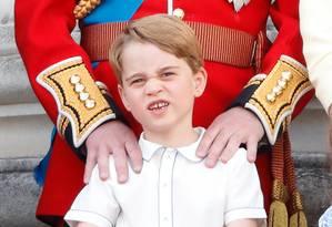 O príncipe George Foto: Max Mumby/Indigo / Getty Images