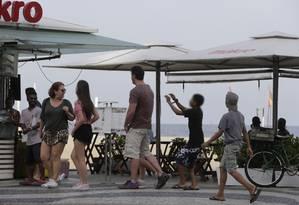 Roubo a turista paulista aconteceu no último dia 2 Foto: Domingos Peixoto / Agência O Globo