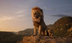 cena do filme 'O Rei Leão' Foto: Divulgação