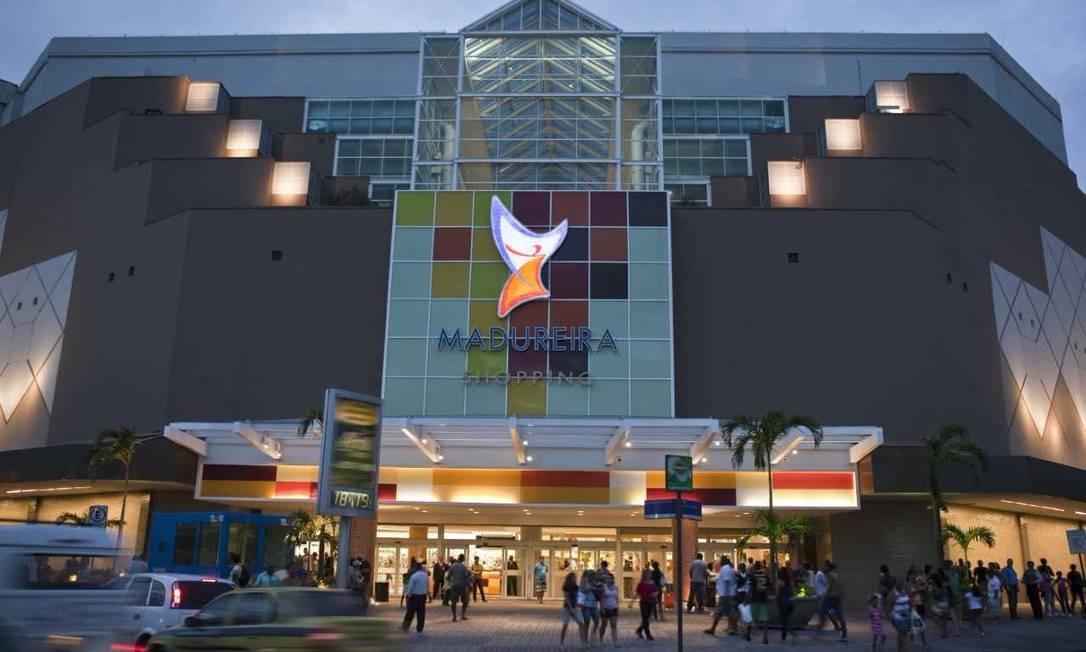 Madureira Shopping, na Zona Norte do Rio Foto: Divulgação