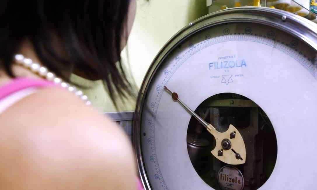 Anorexia é um dos distúrbios psiquiátricos mais letais Foto: Fábio Rossi / Agência O Globo