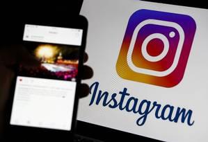 O Instagram quer combater a cultura da corrida pelos likes Foto: Anadolu Agency / Getty Images