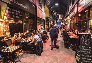 Brixton Market Foto: Divulgação