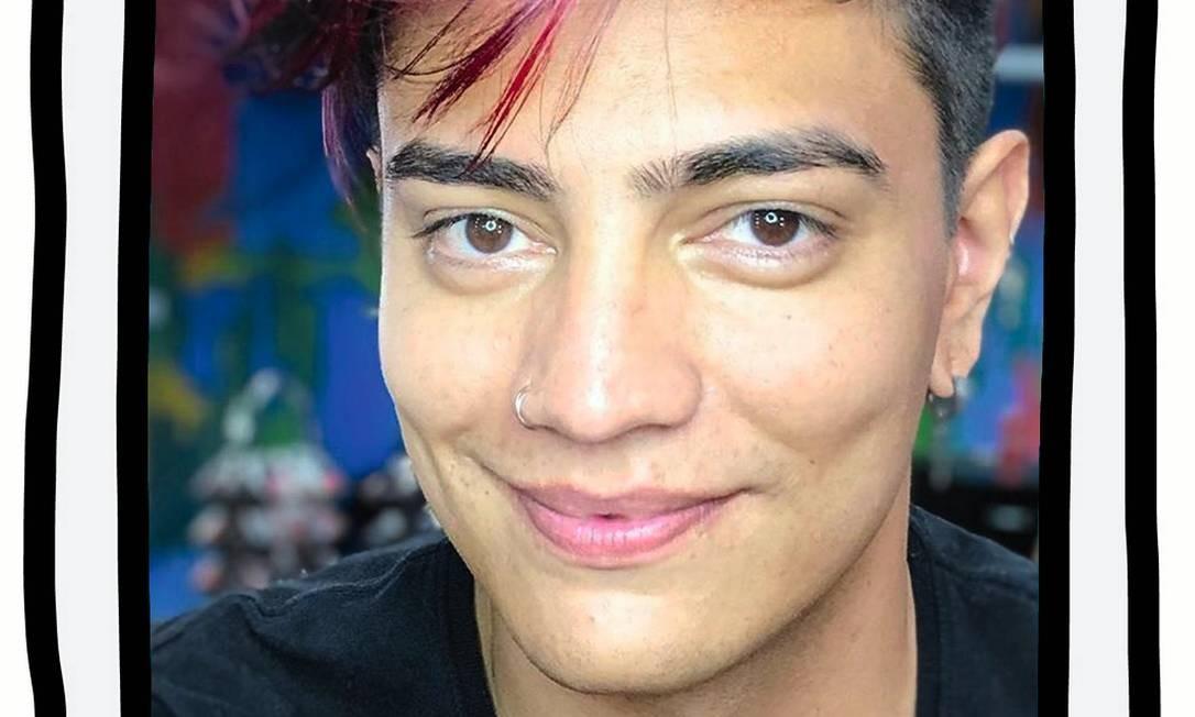 Bruno está entre os campeões de seguidores do Tik Tok Foto: Divulgação