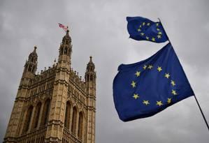 Parlamento britânico aprova emenda que torna Brexit sem acordo mais difícil Foto: DANIEL LEAL-OLIVAS / AFP/04-04-2019