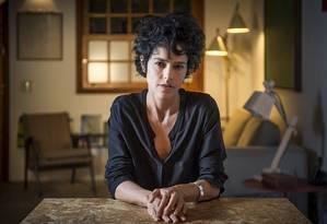 Luísa Lima Foto: Fábio Rocha / TV Globo