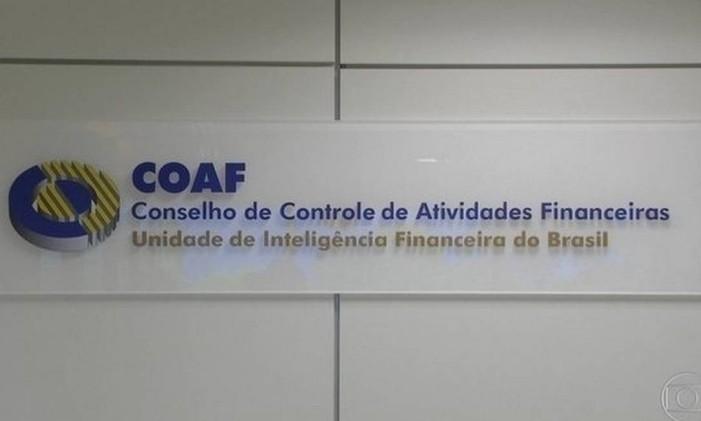 Sede do Coaf em Brasília Foto: Reprodução / TV Globo