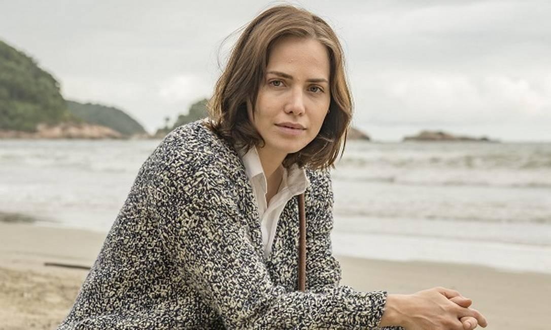 """Letícia Colin como Amanda na série """"Onde está meu coração"""" Foto: Divulgação / TV Globo"""
