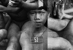 Os índios Yanomamis nas lentes de Claudia Andujar: a partir deste sábado, no IMS Foto: Claudia Andujar / Divulgação