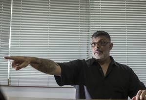 O deputado federal Alexandre Frota Foto: Edilson Dantas / Agência O Globo