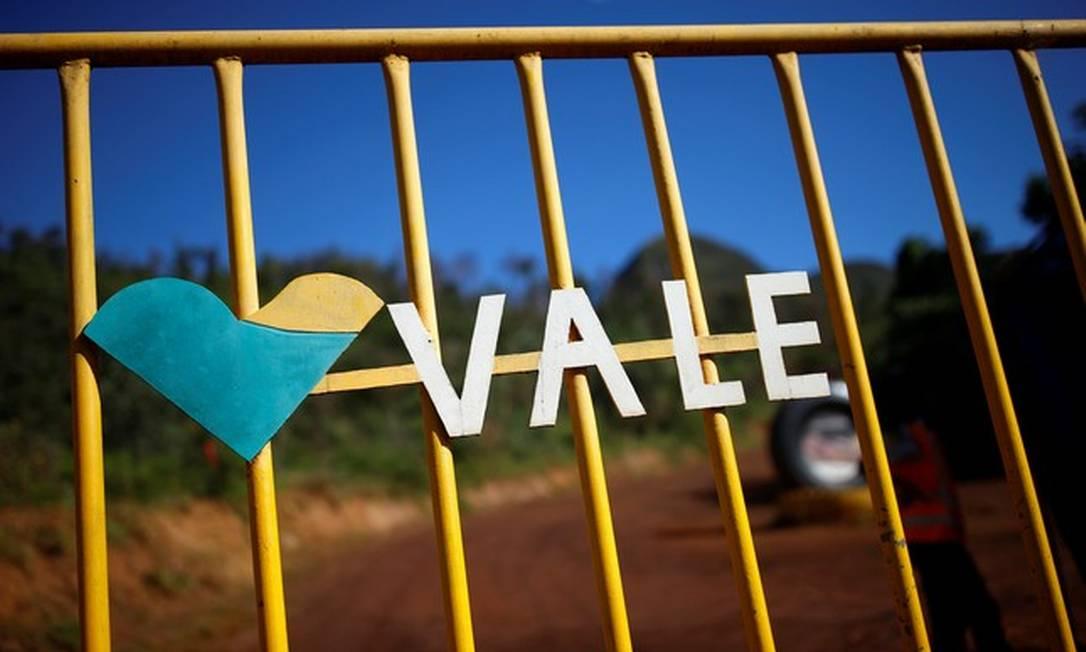 Instalações da Vale em Brumadinho (MG) Foto: Adriano Machado / Reuters