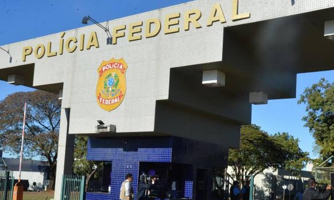 Superintendência da Polícia Federal em Brasília (DF) Foto: José Cruz / Agência Brasil