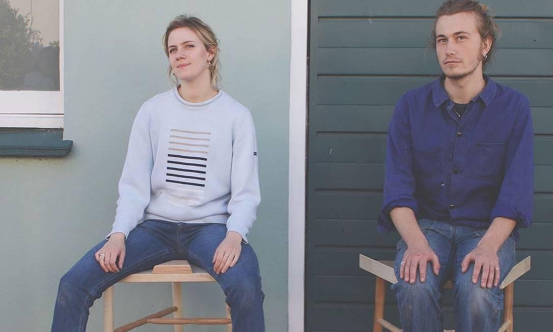 Jovem de 23 anos criou modelos de cadeiras para combater o manspreading e foi premiada no Reino Unido Foto: Instagram (@lailapoppylaurel) / Reprodução