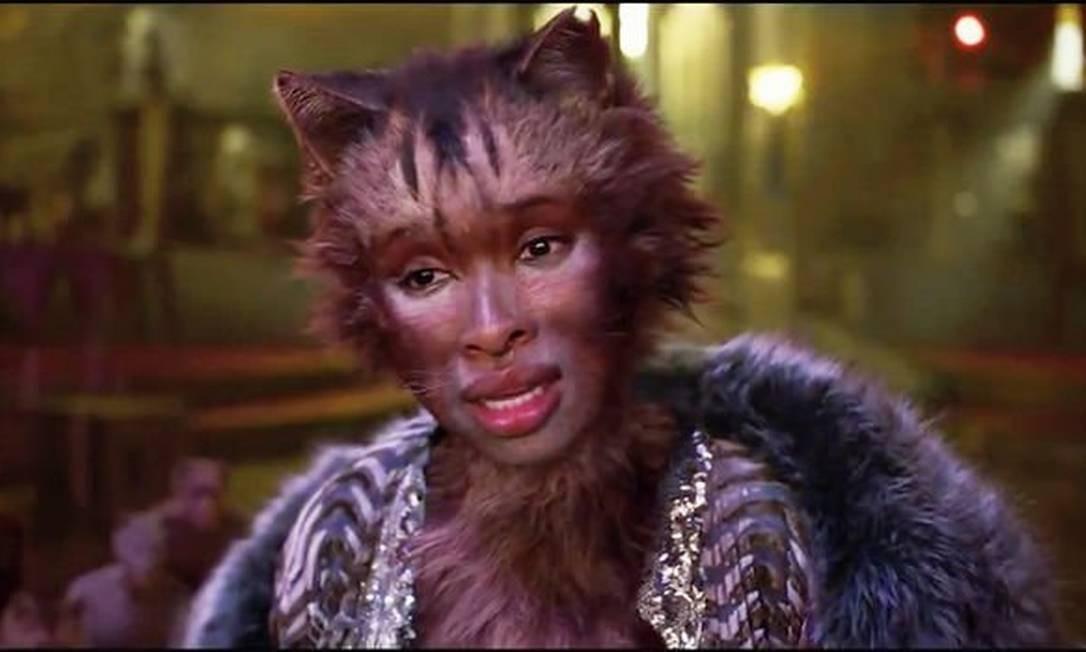 'Cats': Jennifer Hudson é Grizabella Foto: Divulgação