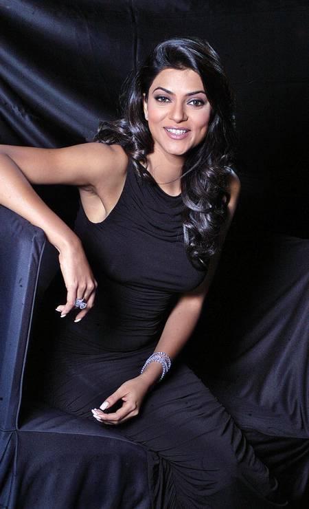 17ª posição: Sushmita Sen. Miss Universo 1994 e atriz indiana Foto: Hindustan Times / Hindustan Times via Getty Images