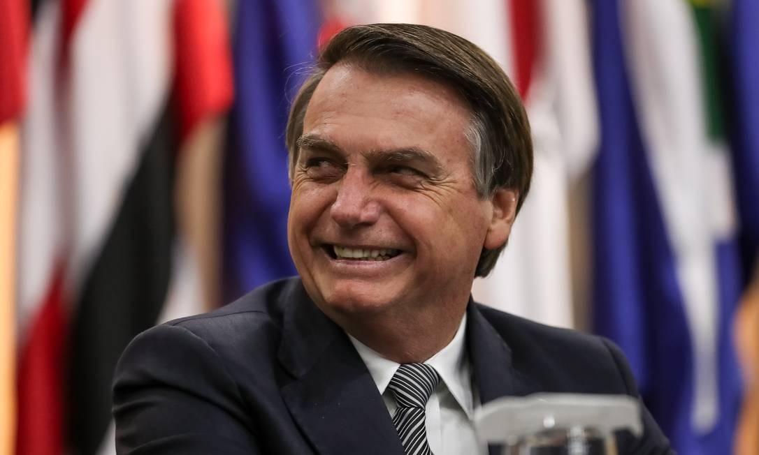 Jair Bolsonaro Foto: Marcos Corrêa/PR