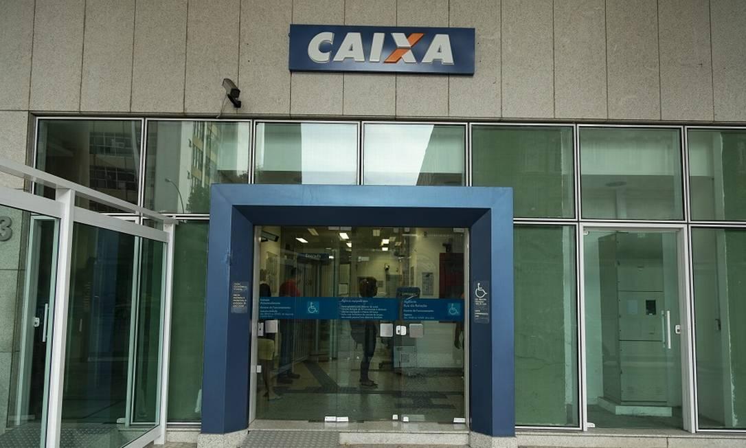 Agência da Caixa Econômica Federal: mudanças no Fundo na mira do Conselho. Foto: Gabriel Monteiro / Agência O Globo