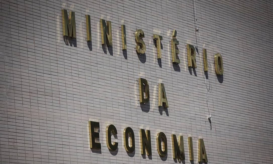 Ministério da Economia diz que não há estudos sobre o tema. Foto: Daniel Marenco / Agência O Globo