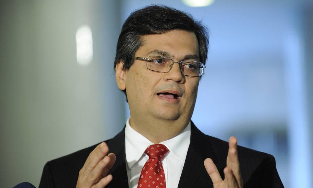 O governador do Maranhão, Flávio Dino Foto: Rodrigues Pozzebom / Agência O Globo