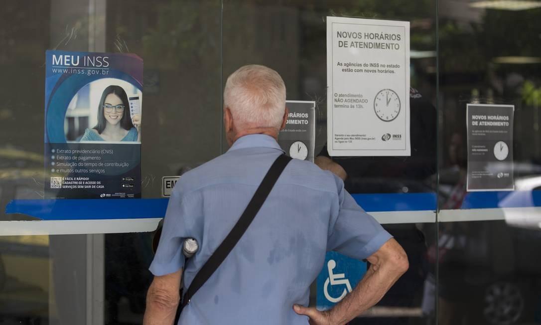 Revisão dos valores pagos envolve um total de três milhões de pagamentos com suspeita de fraude Foto: Márcia Foletto / Agência O Globo