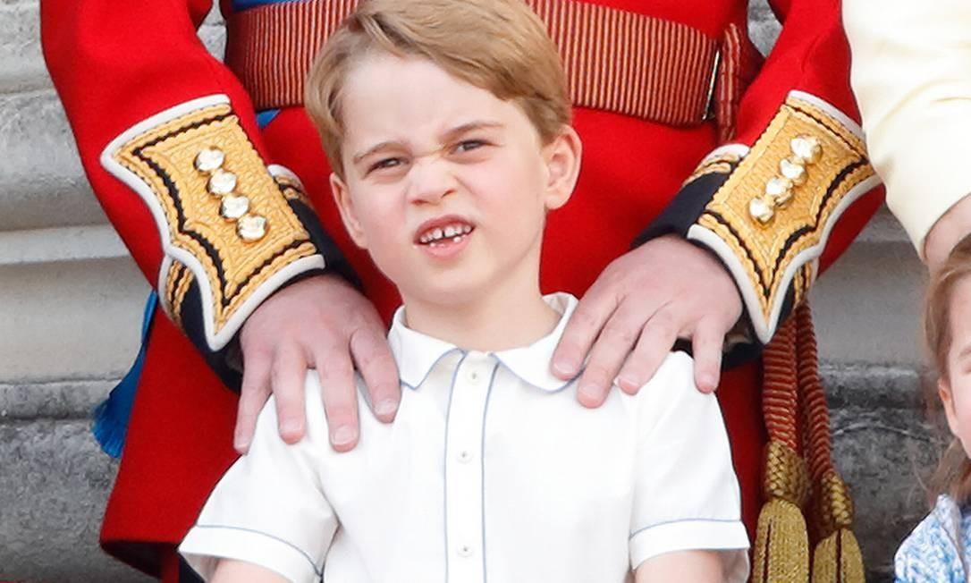 Príncipe George Foto: Max Mumby/Indigo / Getty Images