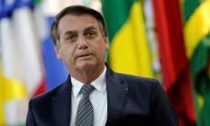 Presidente Jair Bolsonaro participa de evento do Dia Nacional do Futebol Foto: ADRIANO MACHADO 19-07-2019 / REUTERS