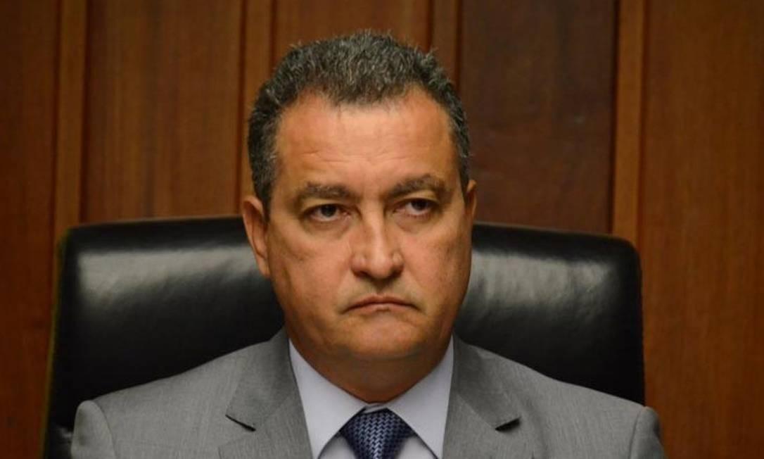 Governador da Bahia, Rui Costa (PT) Foto: Divulgação