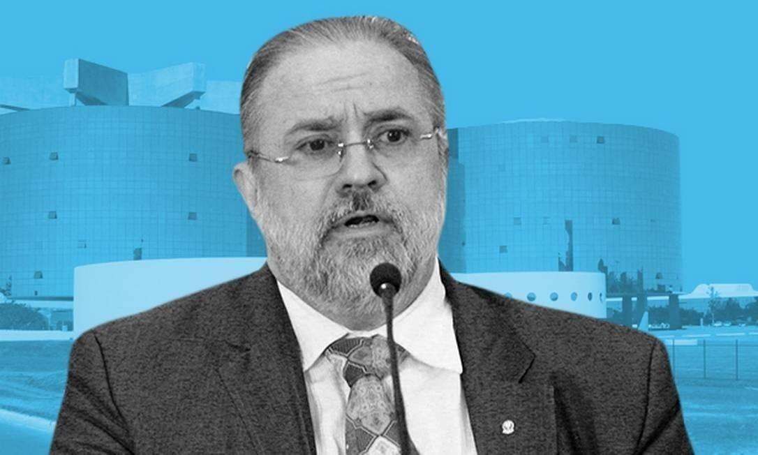 O subprocurador da República Augusto Aras Foto: Agência O Globo