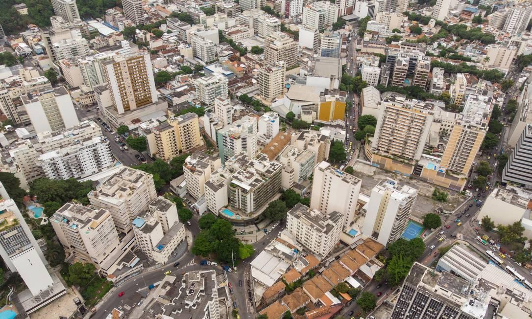 Unidades menores, mais centrais e com serviços compartilhados são a principal tendência Foto: Agência O Globo