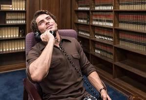 Zac Efron em 'Ted Bundy - A irresistível face do mal' Foto: Divulgação