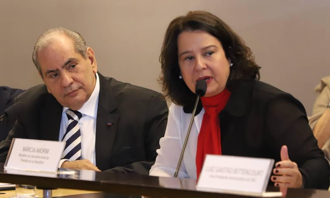 Parceria com o governo busca melhoria do ambiente de negócios Foto: Divulgação