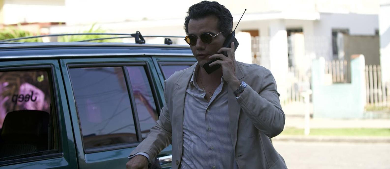 Wagner Moura vive espião cubano em 'Wasp network' Foto: Ronin Novoa Wong / Divulgação