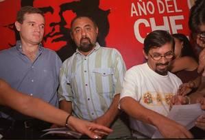 Trio paraguaio foi condenado pelo sequestro da nora de ex-ministro Foto: Arquivo UH