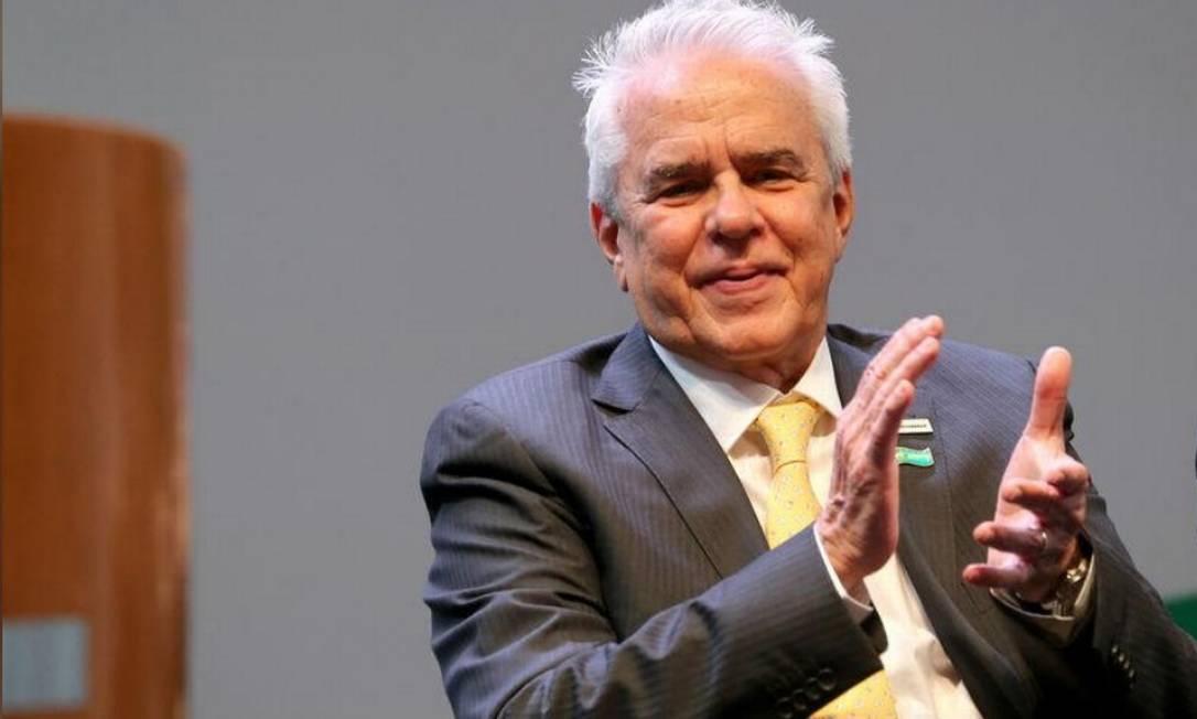 Roberto Castello Branco, presidente da Petrobras Foto: Reuters