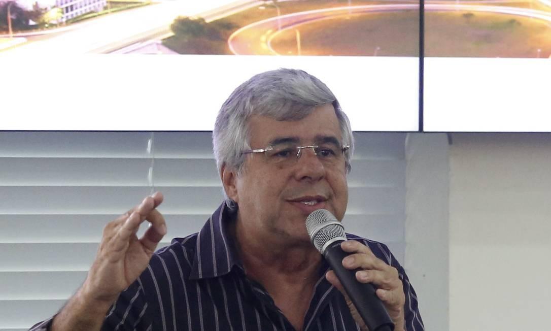 O jornalista Paulo Fona será o novo secretário de imprensa do Planalto Foto: Dênio Simões/Agência Brasília