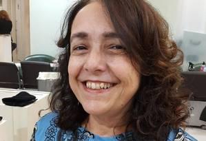 A médica Maura Selvaggi Soares, de 61 anos, levou um tiro na cabeça quando entrava com seu carro na garagem Foto: Reprodução/Facebook