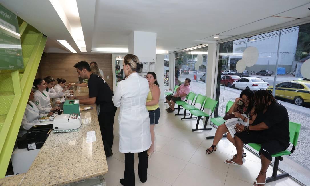 Planos perdem usuários Foto: Márcio Alves / Agência O Globo