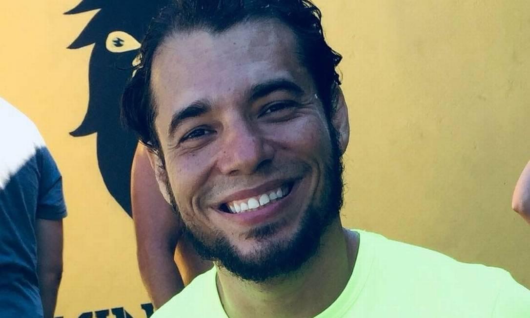 Marcelo era personal trainer Foto: Reprodução