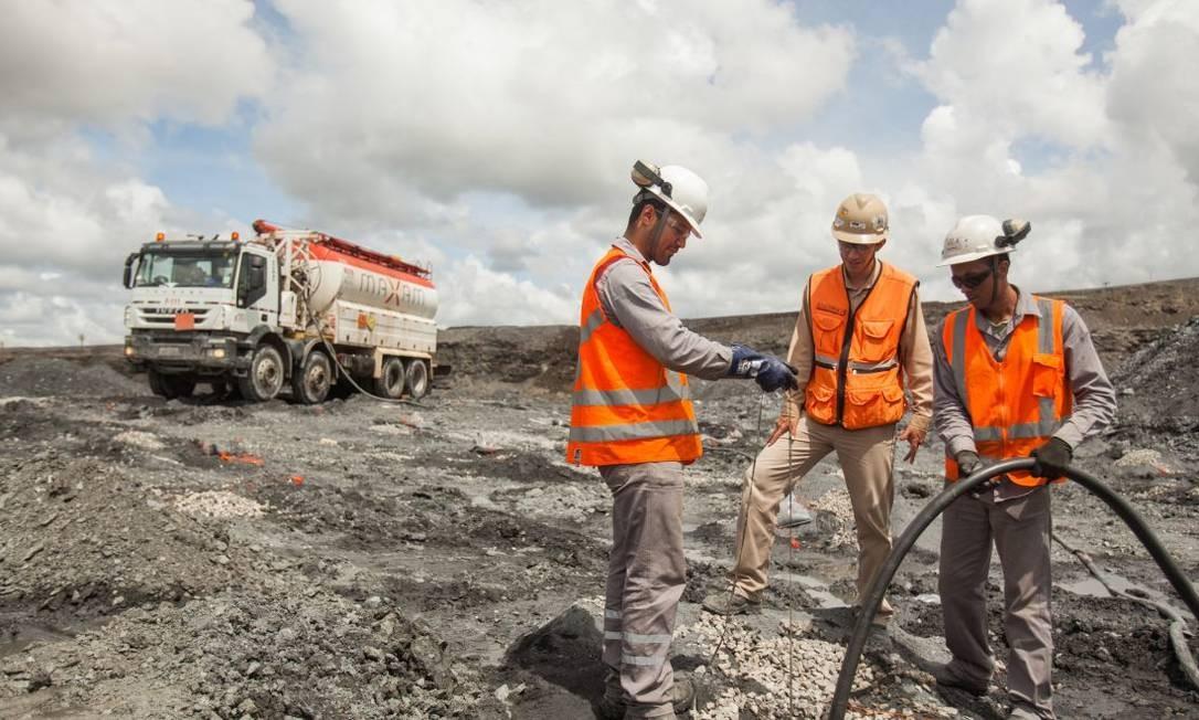 Kinross atua na mineração e comercialização de ouro Foto: Divulgação/Kinross