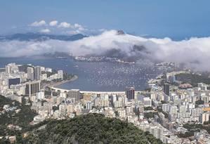 Depois do nos preços dos aluguéis, até 2015, os valores no Rio começaram a cair. É consequência de uma nova realidade de crise Foto: Alexandre Cassiano