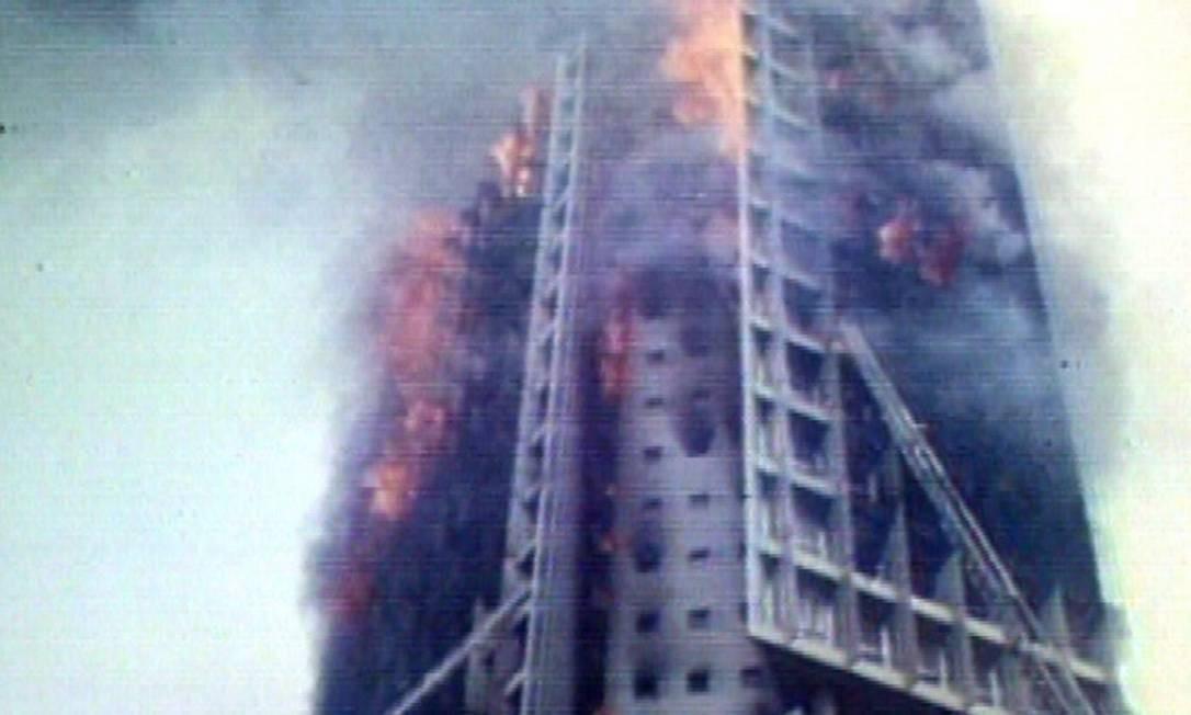 Programa 'Arquivo N' sobre o incêndio no Edifício Joelma Foto: Divulgação