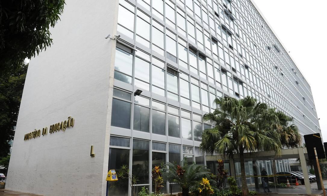 O aumento proposto pela relatora é bem superior ao desejado pelo Ministério da Educação Foto: Marcos Oliveira/Agência Senado / Marcos Oliveira/Agência Senado