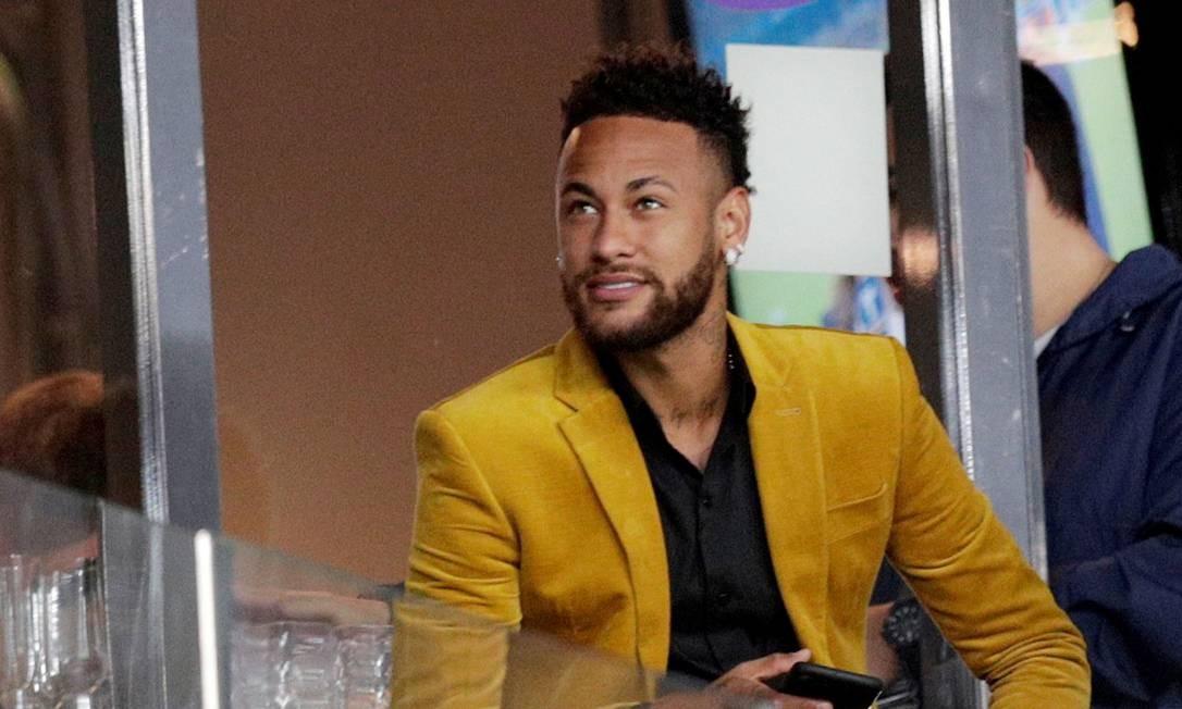 Neymar no Mineirão durante a semi-final da Copa América. Foto: Ueslei Marcelino / Reuters