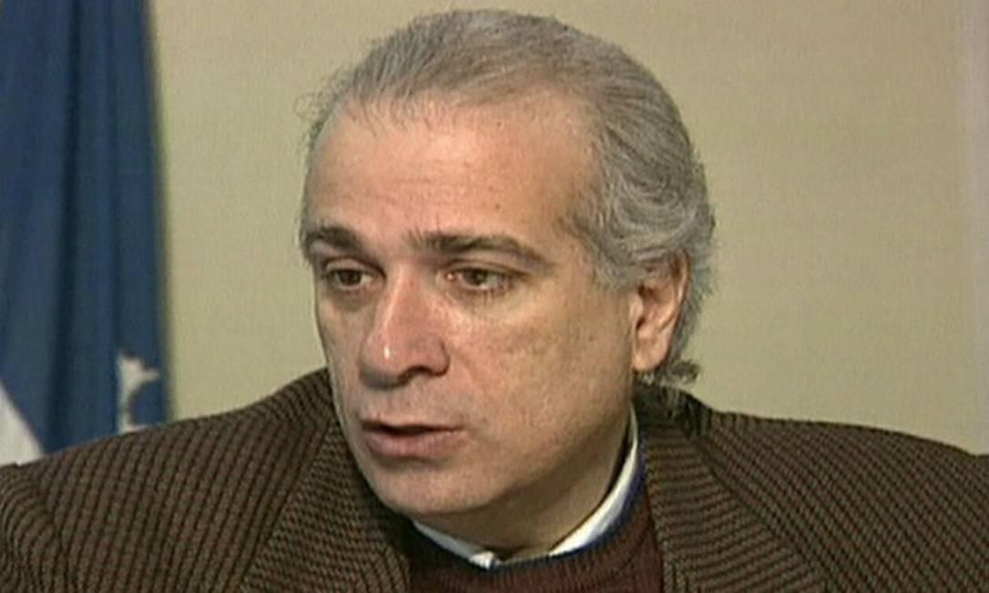 Celso Daniel, prefeito de Santo André assassinado Foto: Globonews