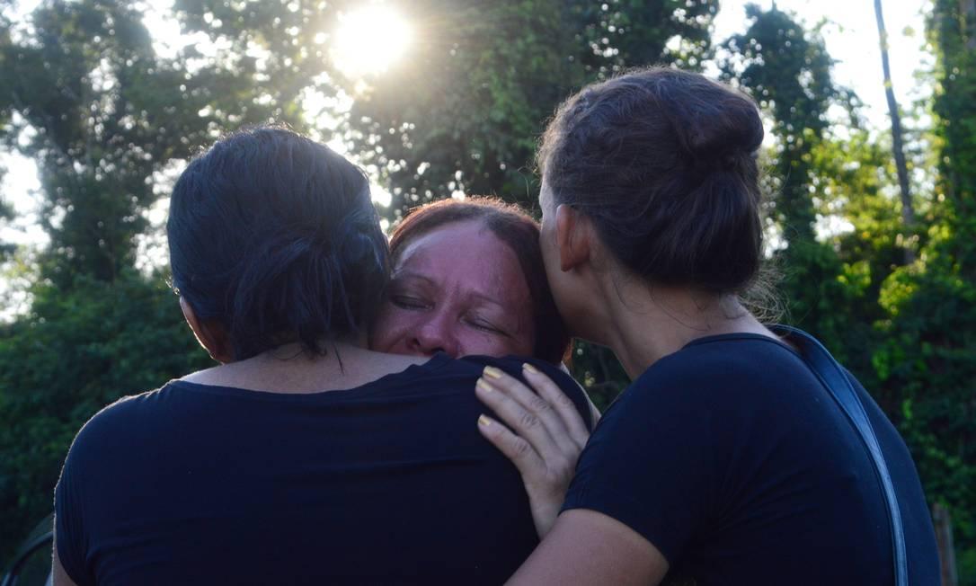 A chacina em Altamira teria sido motivada por uma briga entre as facções e ficou marcada pela brutalidade das mortes. Ao menos 16 detentos foram decapitados. Foto: STRINGER / REUTERS