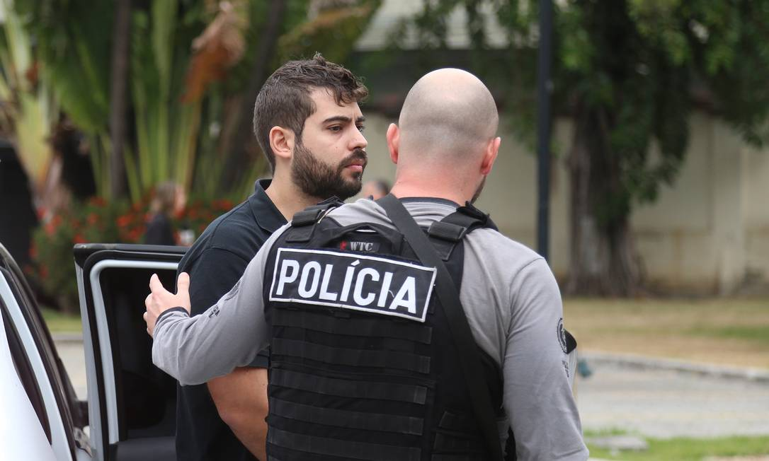 Bruno é acusado de envolvimento no esquema de fraudes que tinha como alvo a entidade que atende a população de baixa renda Foto: Fabiano Rocha / Agência O Globo