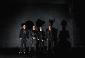 A banda americana Weezer Foto: Divulgação