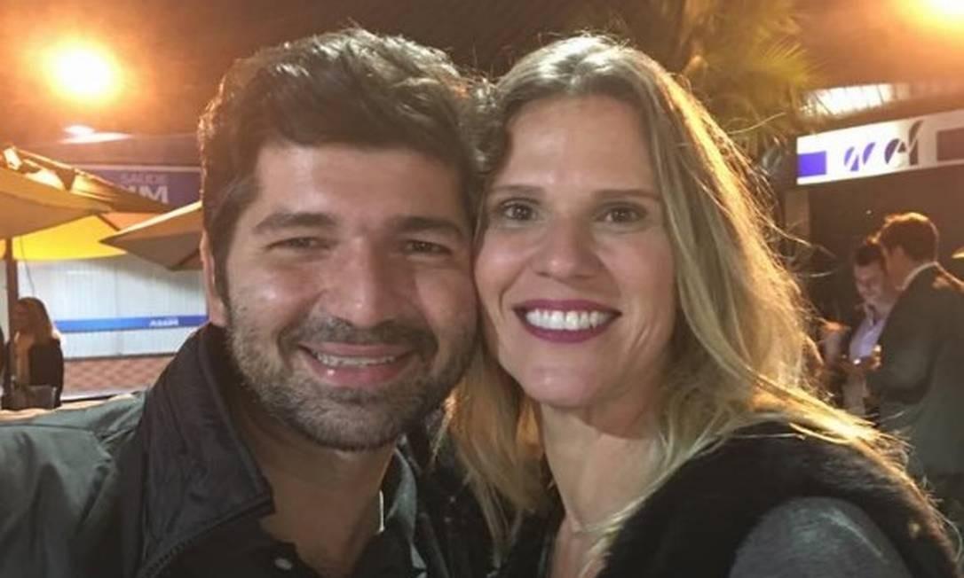 Flávio e Marcelle Chaud foram presos nesta manhã Foto: Reprodução